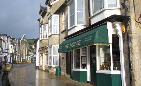 Rock Villa Off Licence
