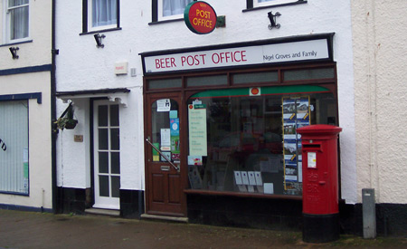 Beer Post Office