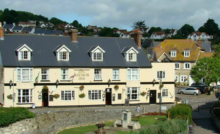 The Anchor Inn Hotel
