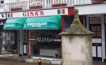 Ginas Italian Restaurant